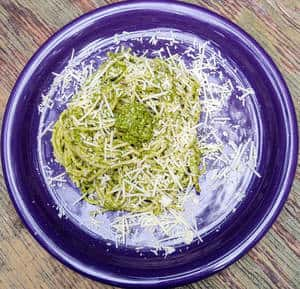 Arrugula Spinach Pesto!